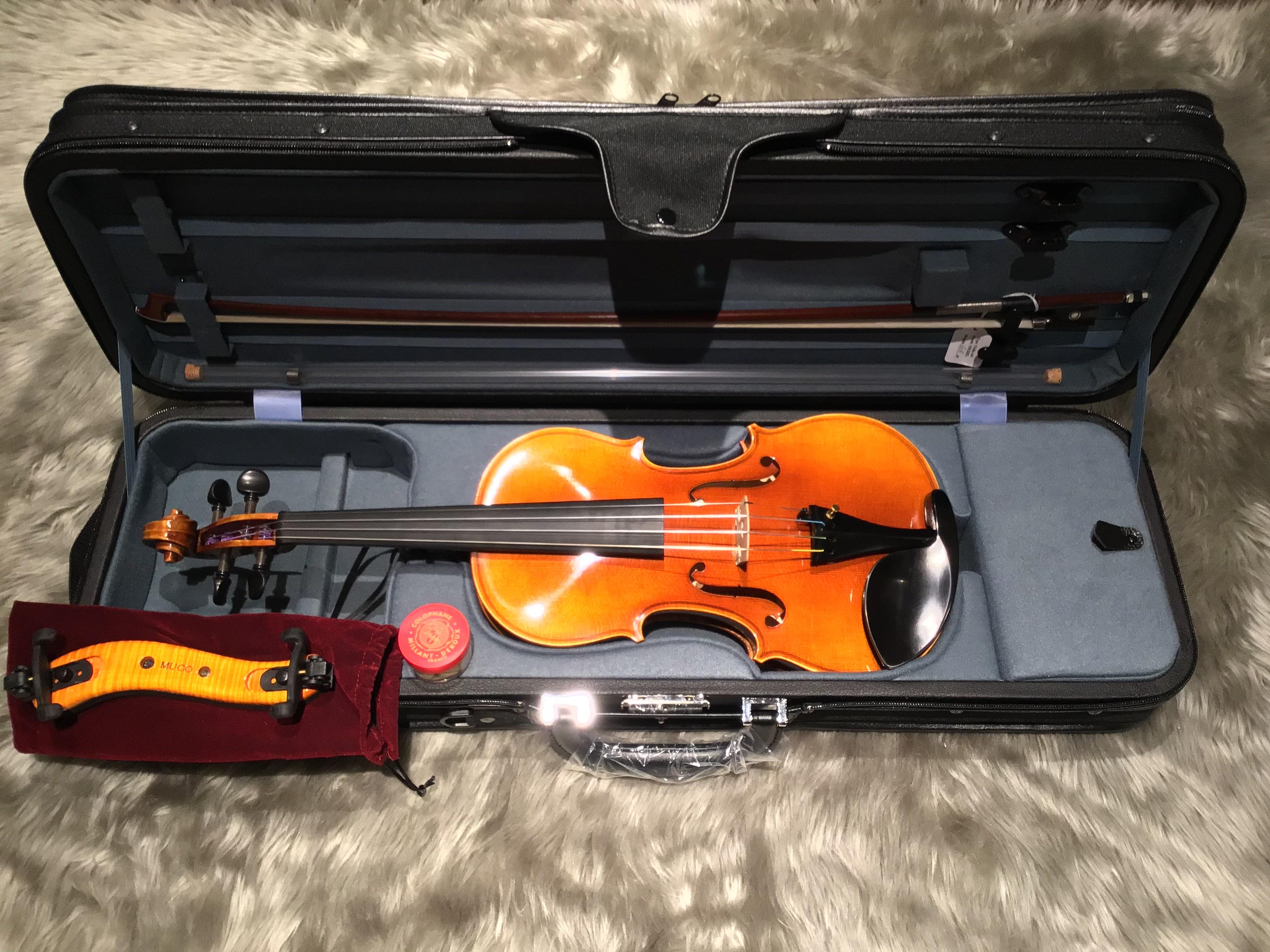 Anton Prell No.3 StradivariusSET