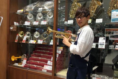 スタッフ写真管楽器小野原