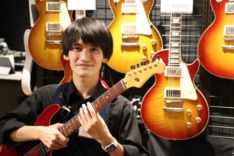 スタッフ写真USED/ギター井上