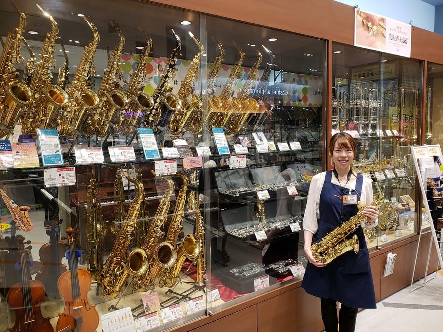 島村楽器イオンモール高崎店 防音
