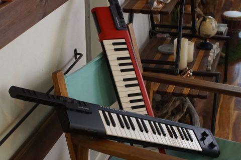 島村楽器イオンモール高崎店 ショルダーキーボード sonogenic SHS-500