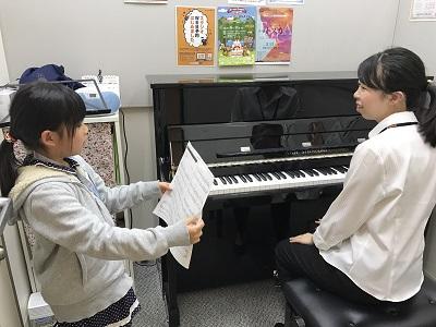 島村楽器イオンモール高崎店 声楽教室 子供 体験