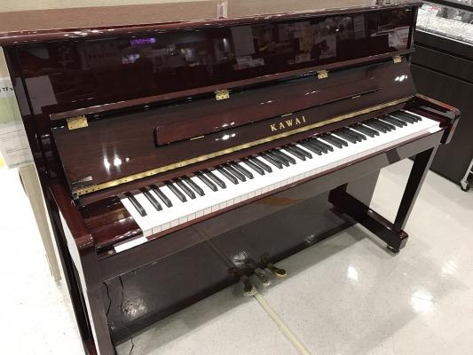 島村楽器イオンモール高崎店 アップライトピアノ カワイ K-114SU