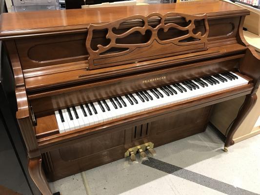 島村楽器イオンモール高崎店 アップライトピアノ PRAMBERGER PV110F