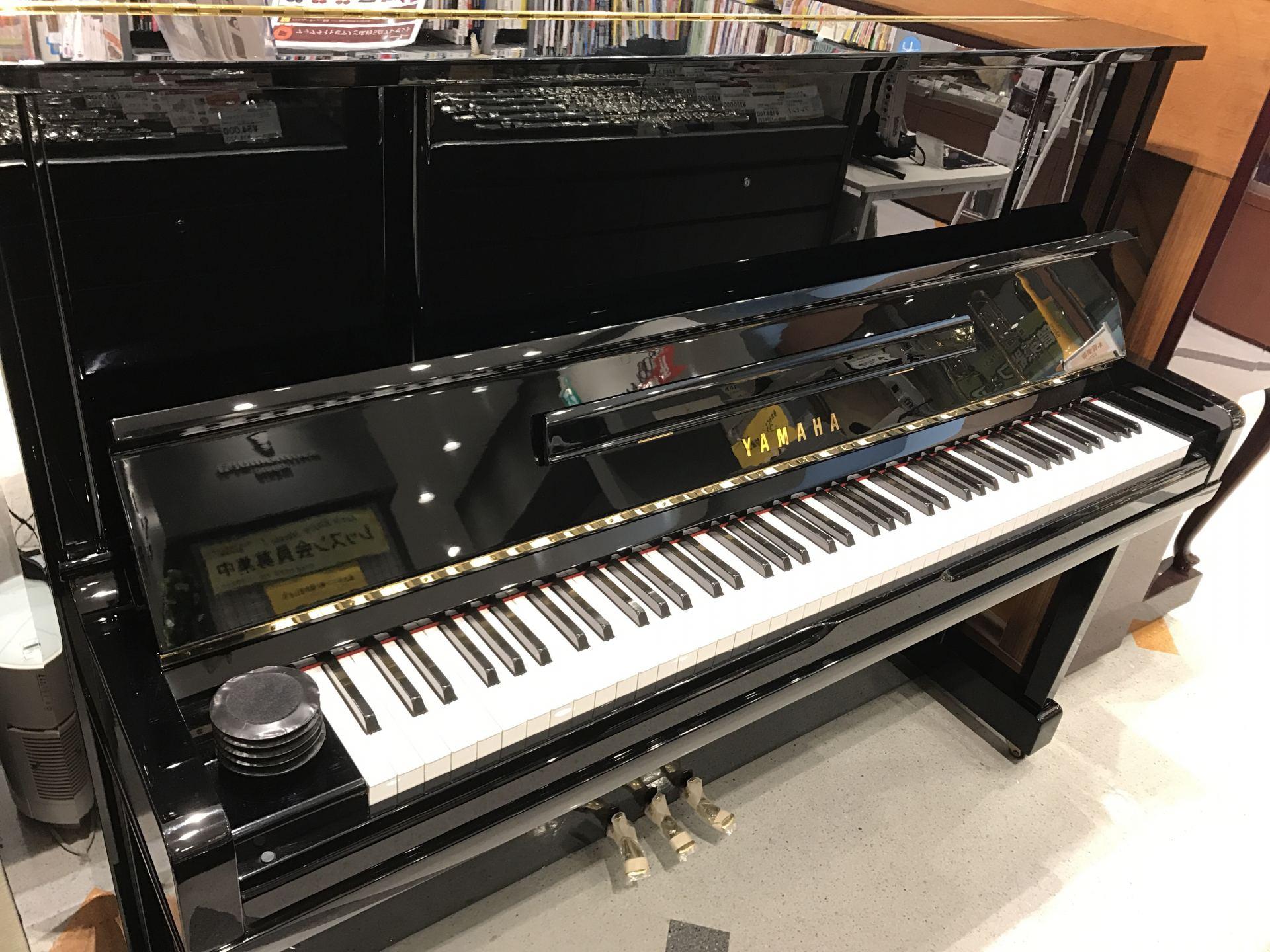 島村楽器イオンモール高崎店 アップライトピアノ ヤマハ 中古 UX10BL
