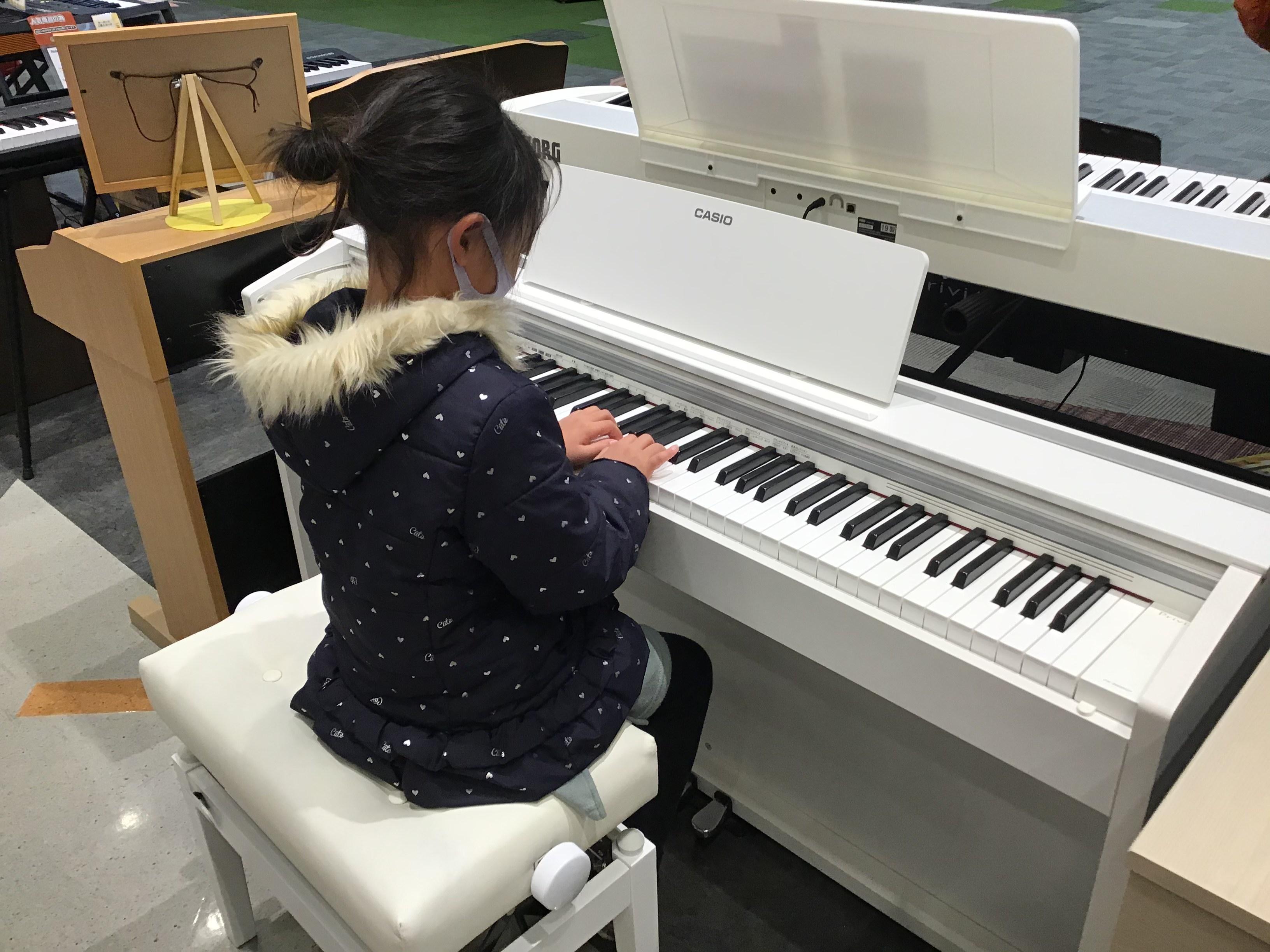 島村楽器イオンモール高崎店 電子ピアノ お客様 声 アンケート お客様の声 口コミ 評判