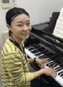 ピアノ 新井先生 プロフィール