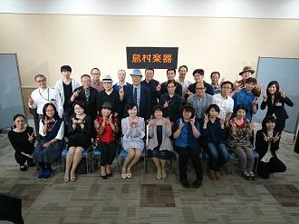 イオンモール高崎店チャレンジコンサート集合写真