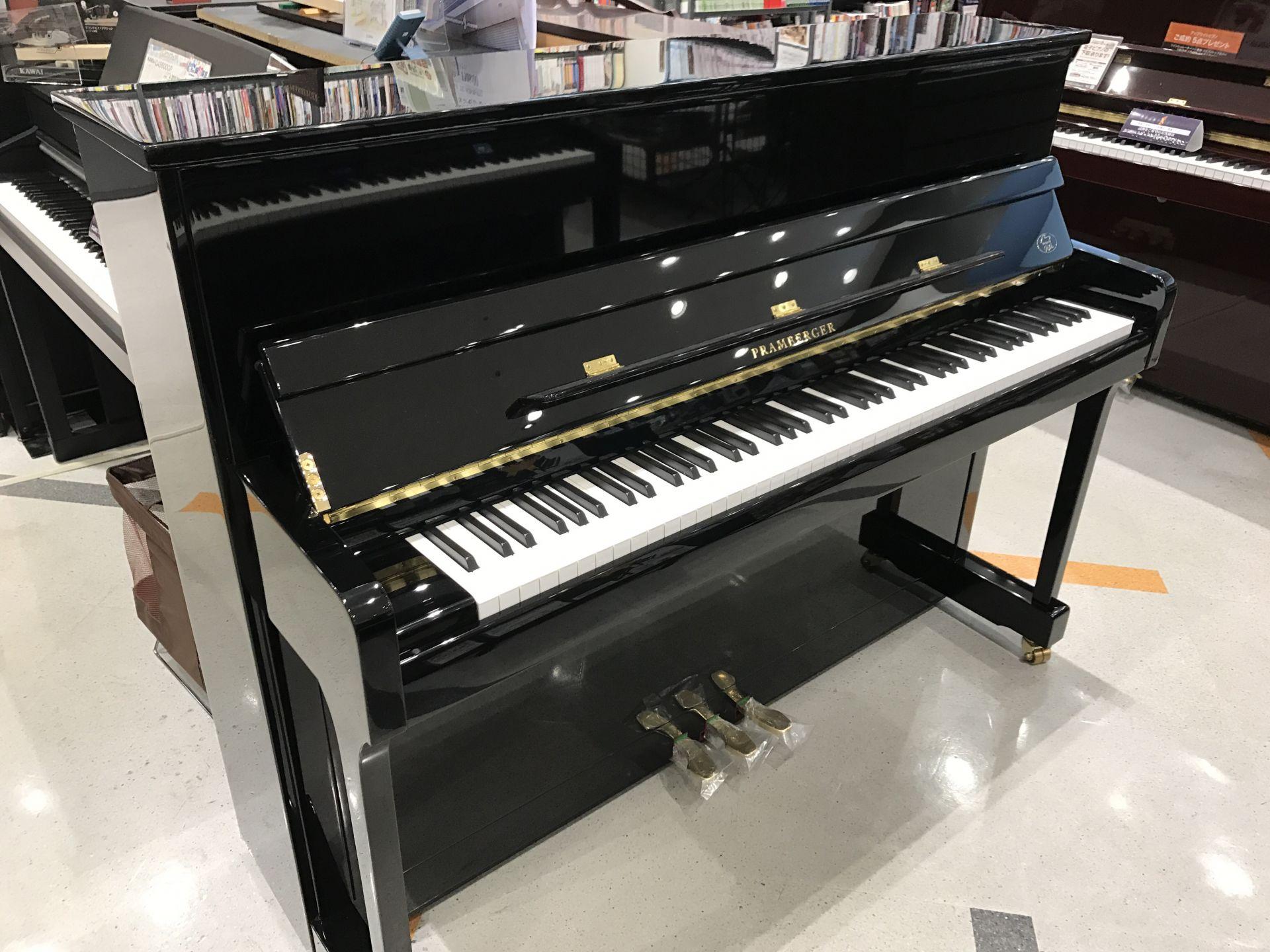 島村楽器イオンモール高崎店 アップライトピアノ 新品 安い PV115 プレンバーガー