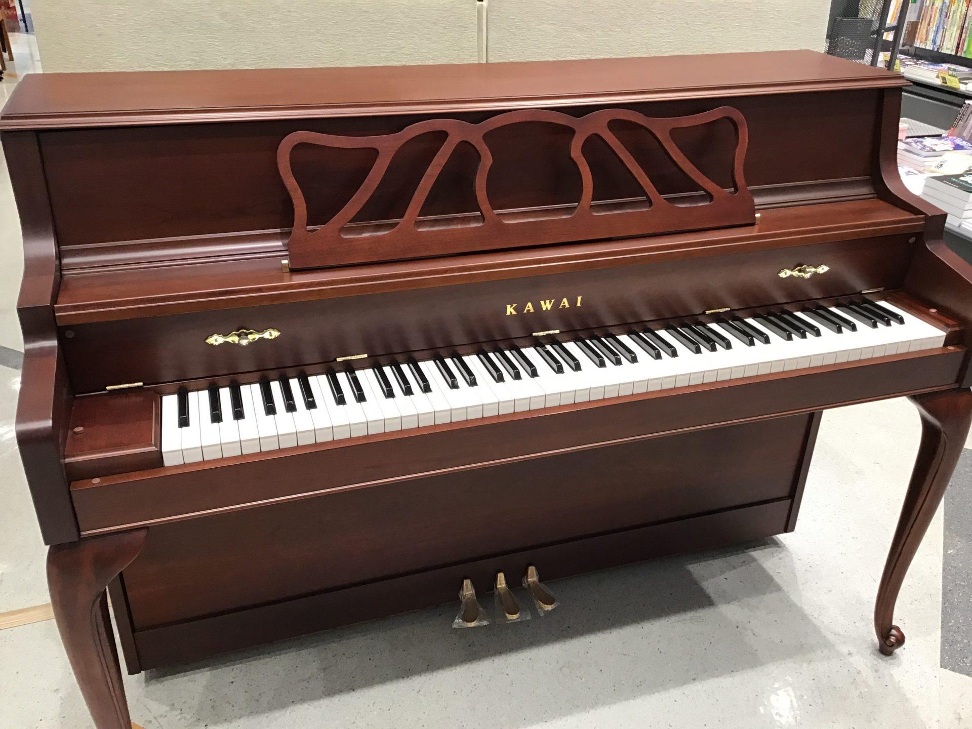 島村楽器イオンモール高崎店 アップライトピアノ 中古ピアノ アコースティックピアノ カワイ KAWAI
