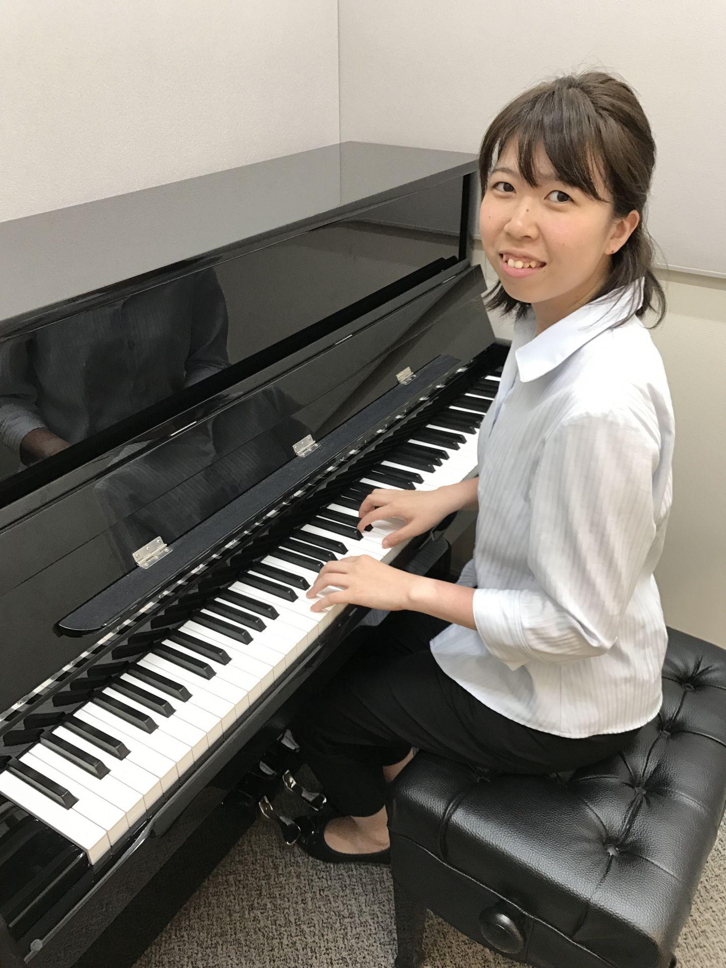 ピアノサロン インストラクター