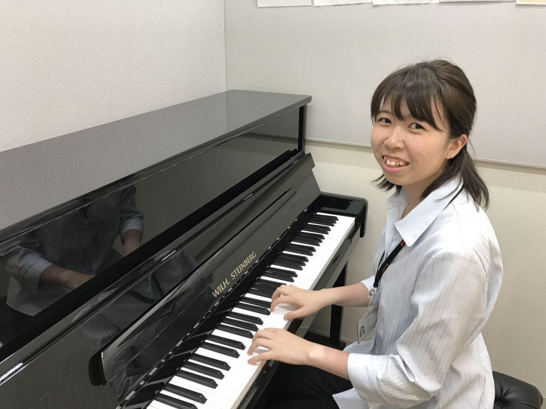 ピアノ ソルフェージュ インストラクター