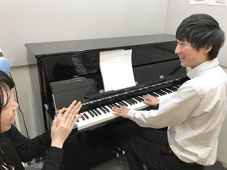 レッスン写真 ピアノ
