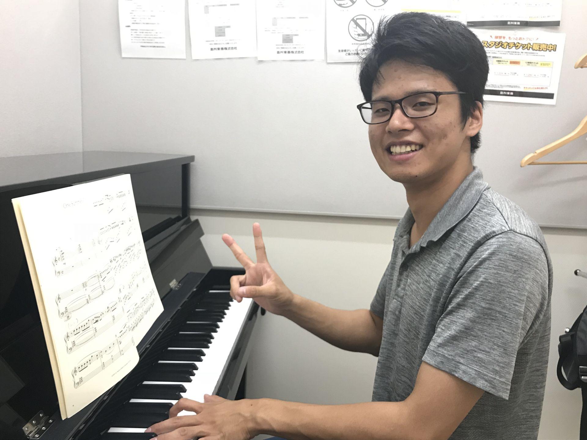 ピアノサロン 会員様インタビュー