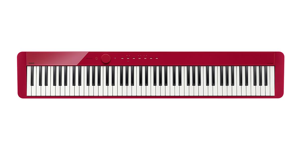 島村楽器イオンモール高崎店 カシオ CASIO PX-S1000 レッド 赤 新発売