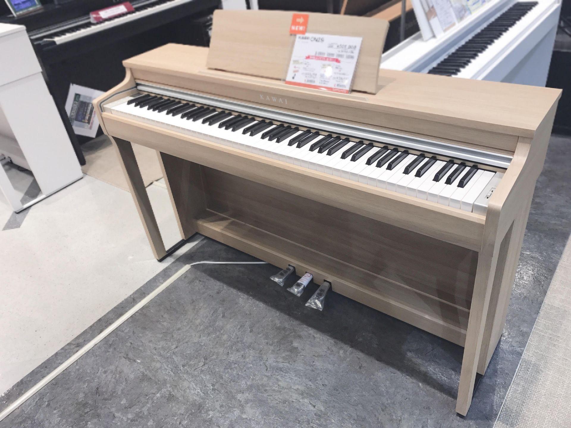 島村楽器イオンモール高崎店 電子ピアノ CN29 新製品 カワイ KAWAI