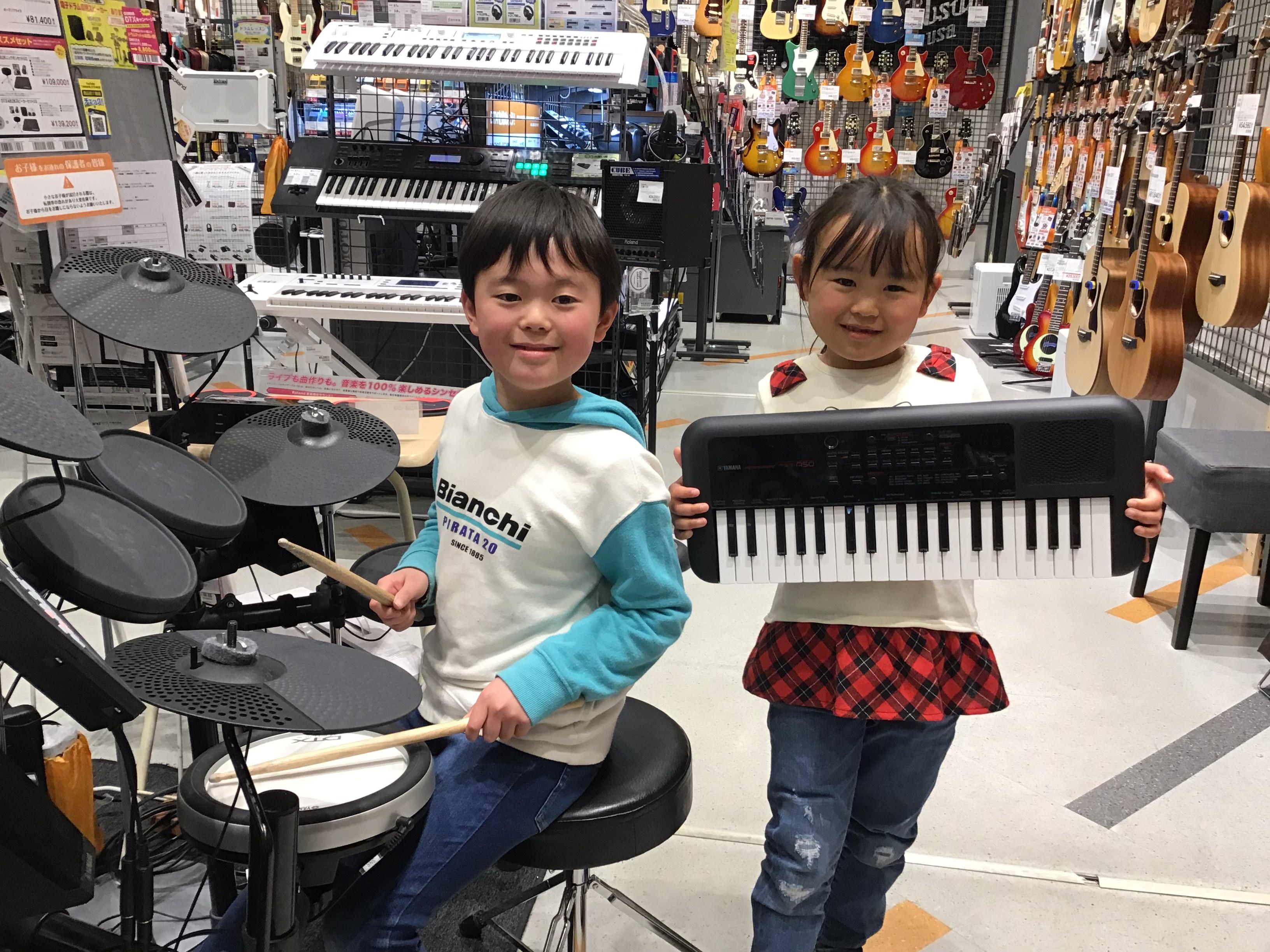生徒様インタビュー ピアノ ドラム