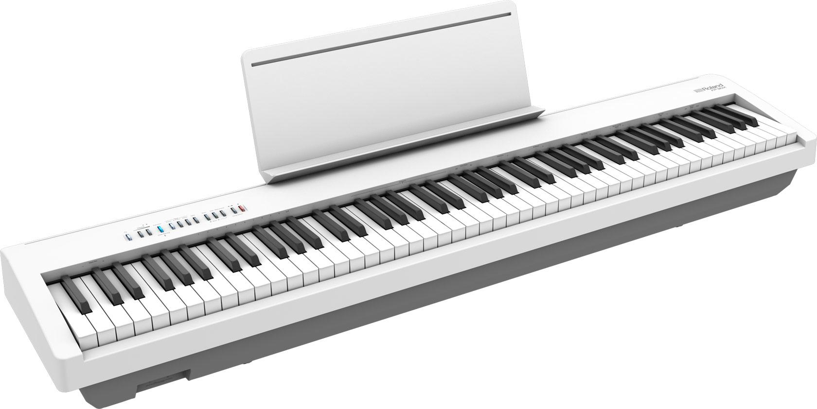 島村楽器イオンモール高崎店 ローランド Roland FP-30X コンパクト 電子ピアノ スリム