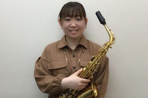 島村楽器 高崎 サックス教室 サックスレッスン 神村晴子