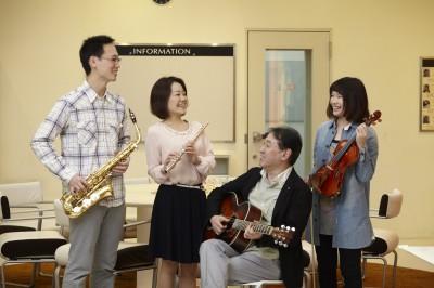 大人の音楽教室 体験レッスンスケジュール