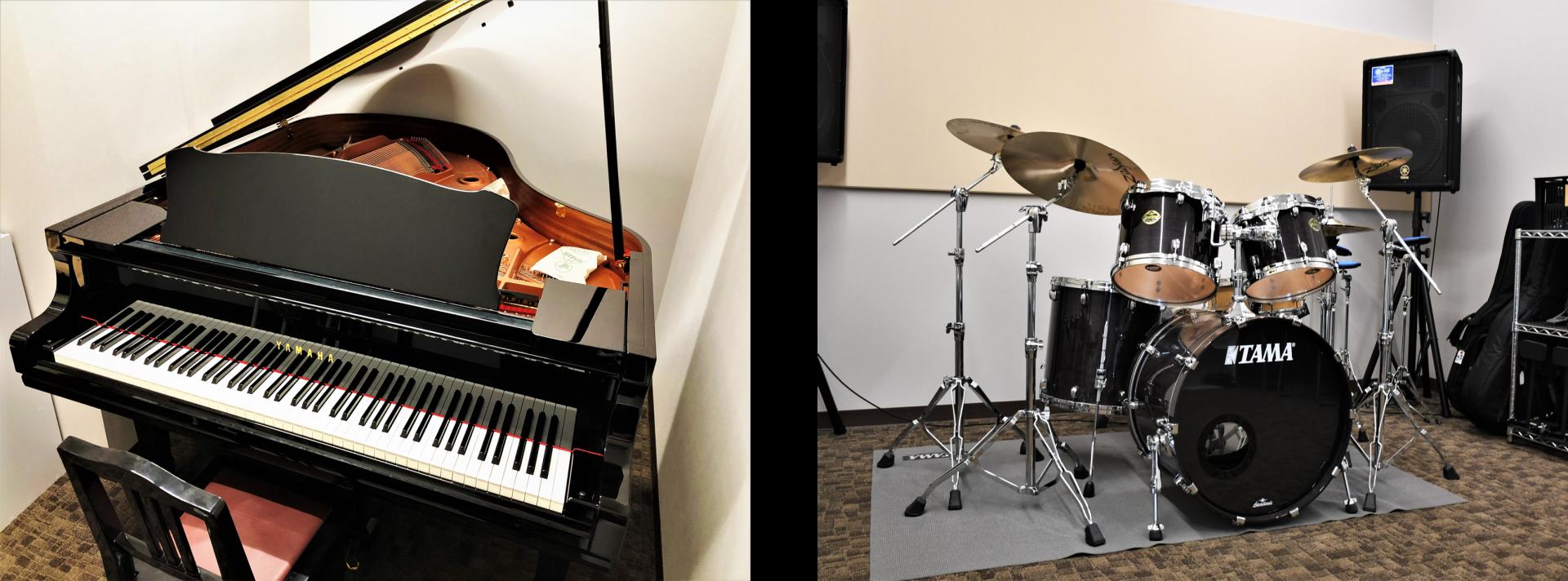 島村楽器アウトレット広島店 音楽教室レッスン室 音楽教室 広島 評判 子供 大人