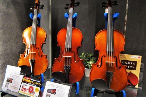 アウトレット広島店 弦楽器 ヴァイオリン バイオリン