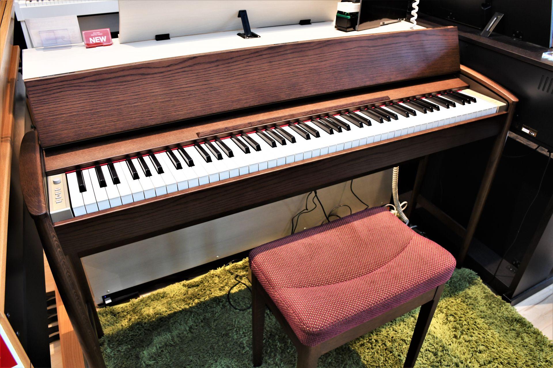 きよら KIYOLA カリモク家具 コラボ 電子ピアノ