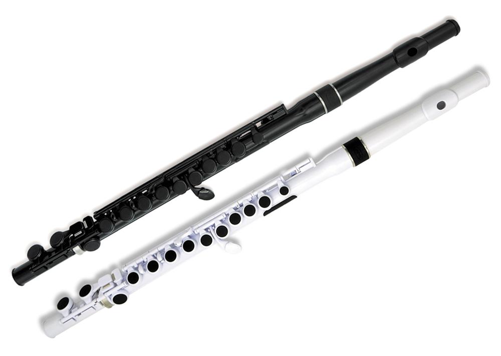 NUVO STUDENT FLUTE スチューデントフルート フルート 子供 でも 吹ける 楽器 プラスチック