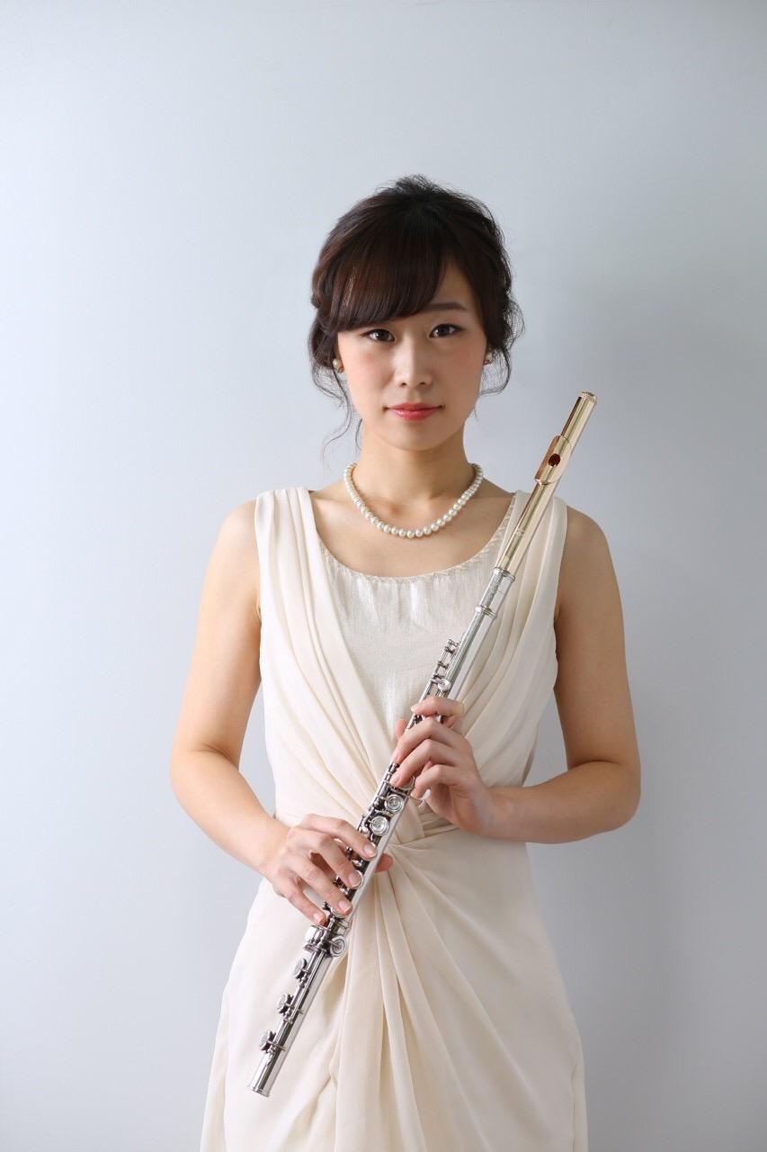 島村楽器 アウトレット広島店 音楽教室 フルート教室講師 林未夢