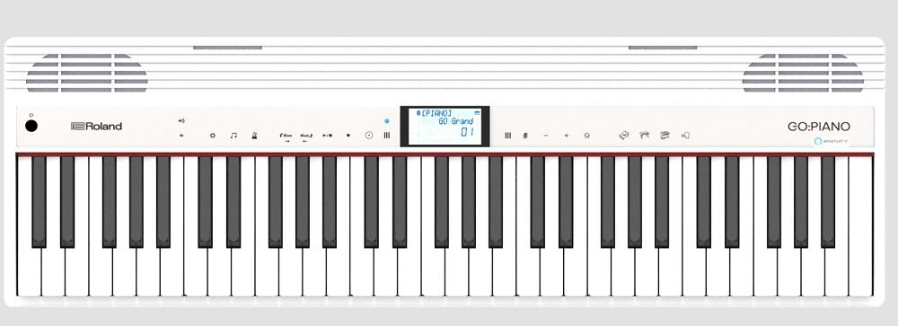 Roland ( ローランド ) が、Amazonの音声サービス「Amazon Alexa」を搭載し、声で操作できるキーボード「GO:PIANO with Alexa Built-in」を世界最大の家電見本市「CES 2019」で発表しました(参考出品)。
