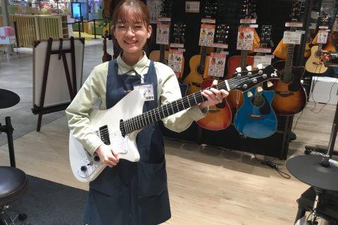 スタッフ写真ギター関連アクセサリー伊藤