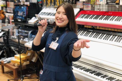 スタッフ写真管楽器・シンセサイザー・DTM・PA堀井