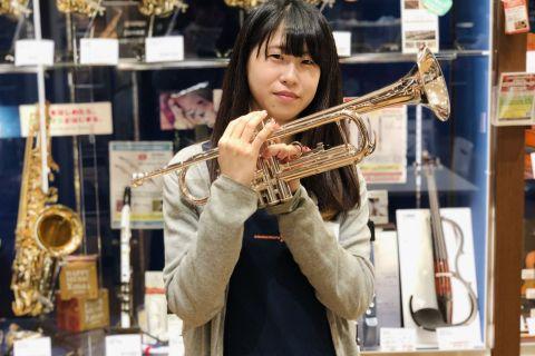 スタッフ写真管楽器・音楽教室・楽譜押野