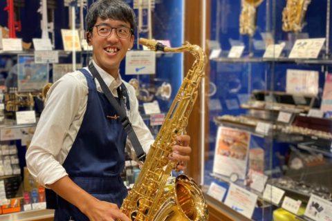 スタッフ写真ベース・管楽器アクセサリー東野