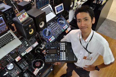 スタッフ写真DJ・デジタル全般數面