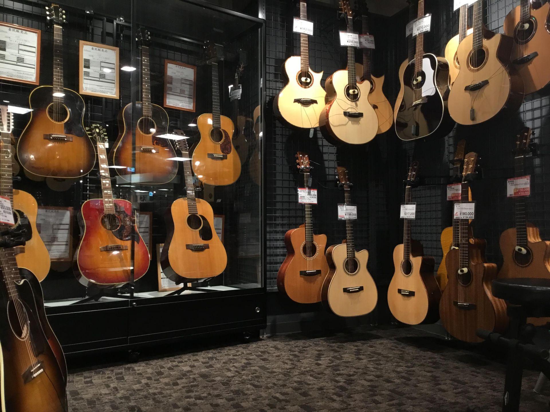 アコースティックギター総合ページ