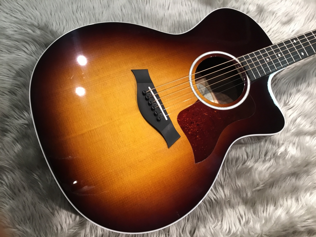 Taylor 214ce CF Deluxe