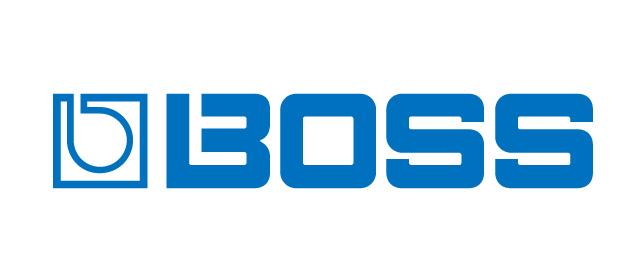エフェクター取り扱いメーカー BOSS