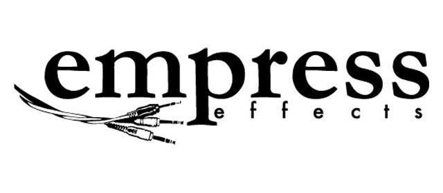 エフェクター取り扱いメーカー empress effects