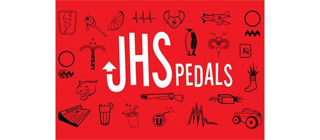 エフェクター取り扱いメーカー JHS PEDALS