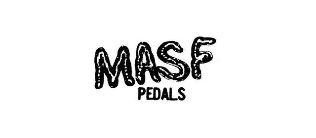 エフェクター取り扱いメーカー M.A.S.F PEDALS
