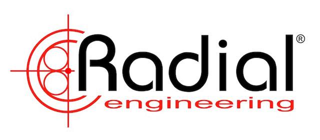 エフェクター取り扱いメーカー Radial