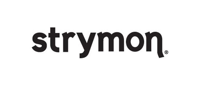 エフェクター取り扱いメーカー strymon