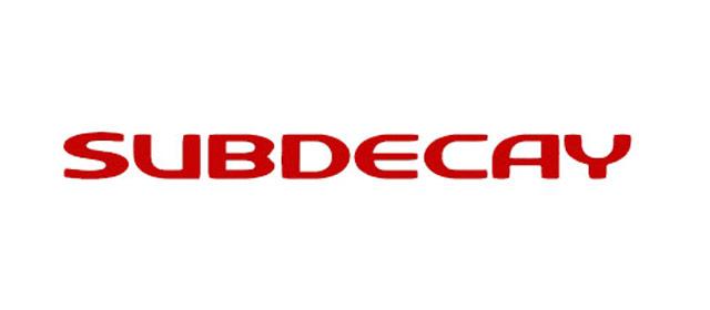 エフェクター取り扱いメーカー SUBDECAY