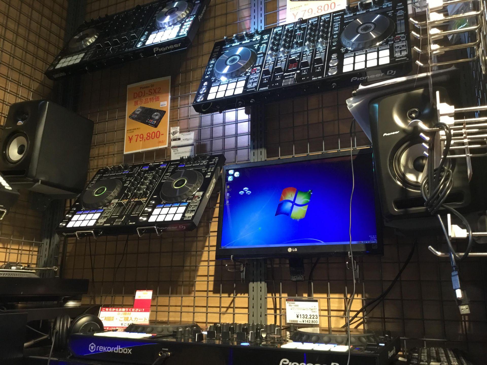 梅田ロフト店 DJ売り場