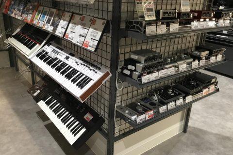 MIDIキーボード・オーディオインターフェース