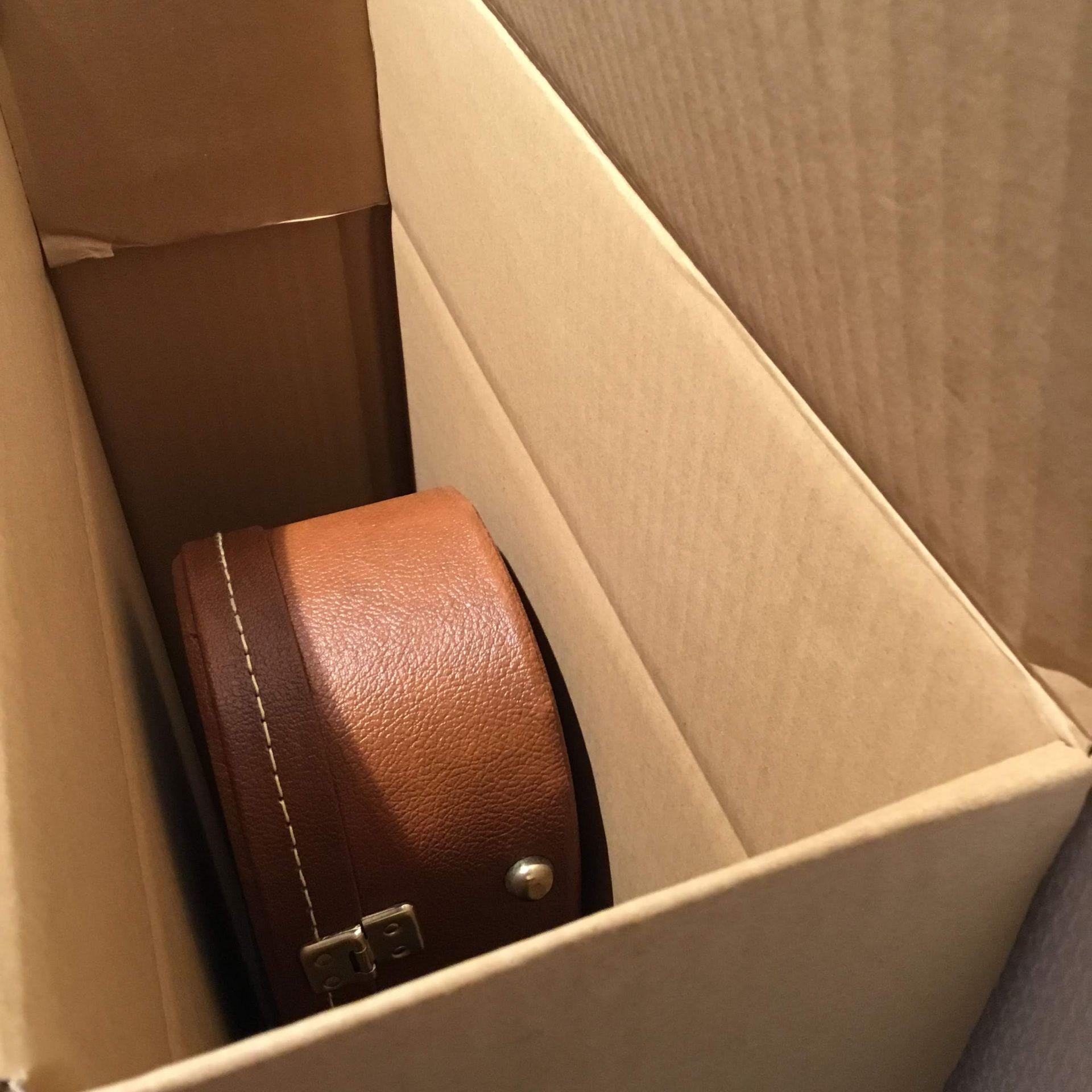 エレキギター梱包用段ボール
