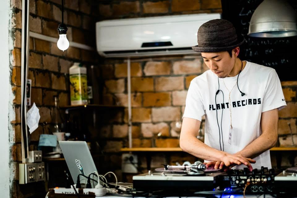 笹井 DJ