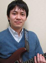 ギター講師 小川寛峻
