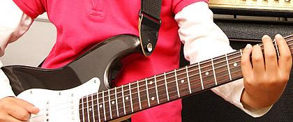 キッズギタースクール イメージ
